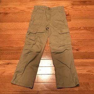 Boys Size 6 Cherokee Khaki Cargo Pants